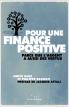 Pour une finance positive