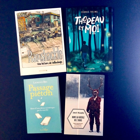 Pack « Into the Wild »