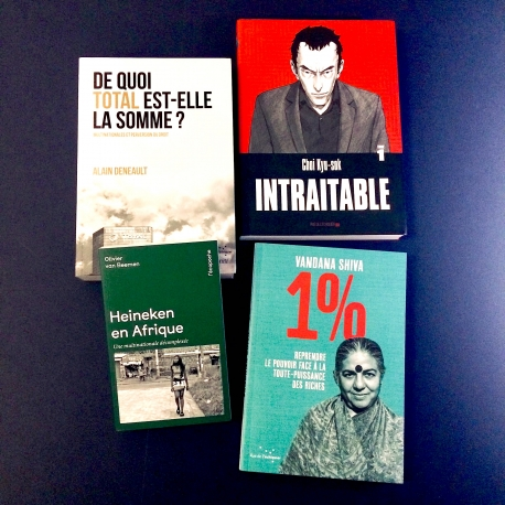 Pack « Le crépuscule des multinationales »