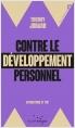 Contre le développement personnel EPUB